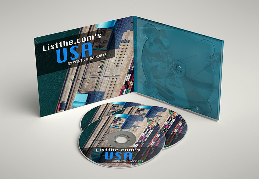 USA customs data - US import and export records